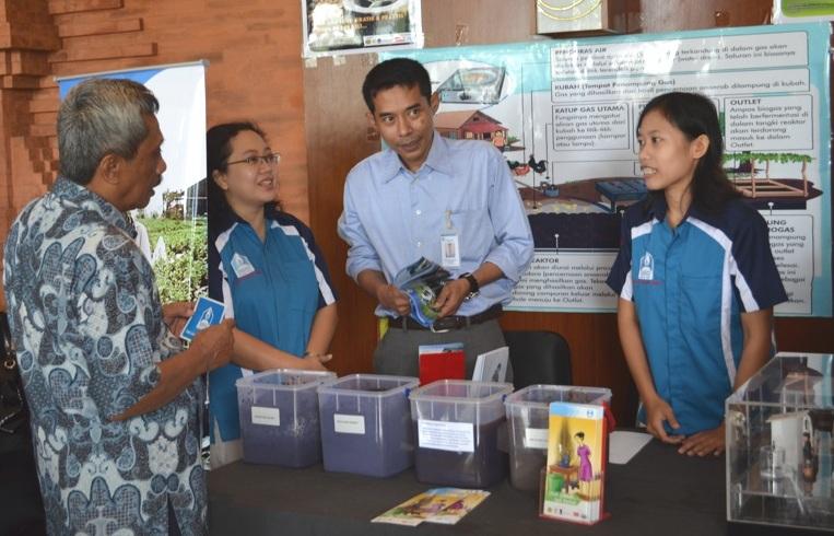 Peserta workshop dan Tim BIRU Malang