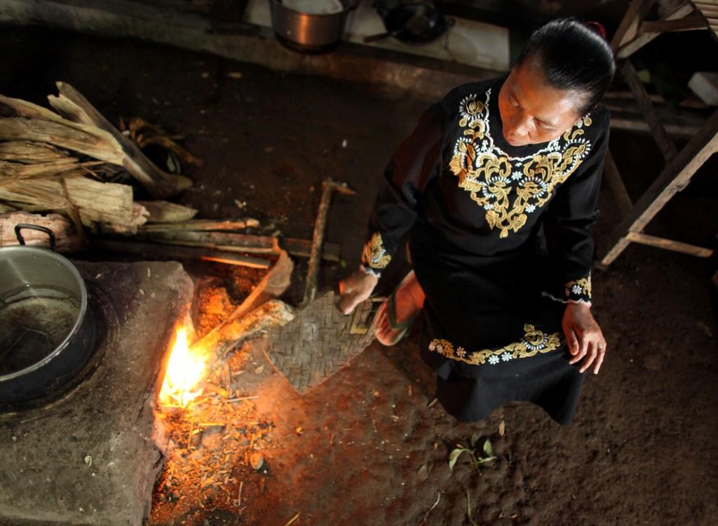 Asap dan abu pembakaran dari tungku tradisional dapat menyebabkan gangguan kesehatan pada ibu dan anak. Pada tahun 2010, hampir 300 ribu bayi dan balita di Indonesia dirawat karena menderita Infeksi Saluran Pernapasan Akut (ISPA).