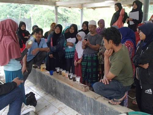 Kelompok: Sebuah Inisiatif Program GADING